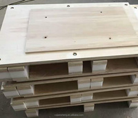 2 Way Type Wood Pallet Shockproof Plywood Wood Pallet for Sale