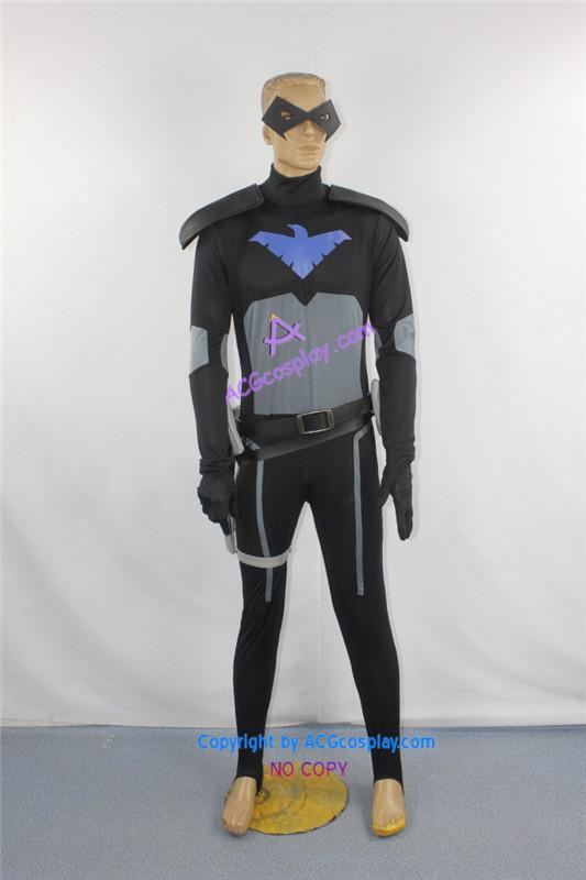 Popular Nightwing Cosplay Costume-Buy Cheap Nightwing ...
