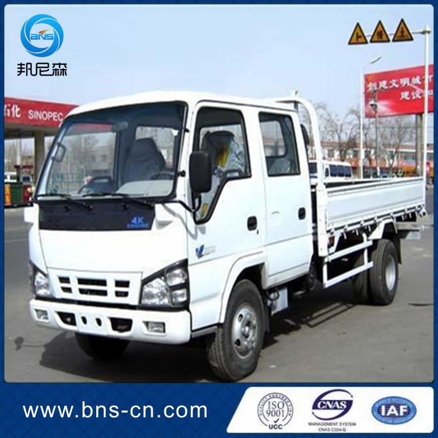 High Performance China 4*2 Light Truck Small Cargo Truck