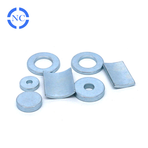 all kinds of circle neodymium strong magnets with hole