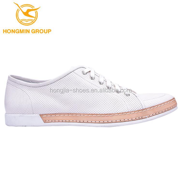 casual lace class shoes guangzhou leather wholesale european men 2018 up breathable fashion italian high shoes men 665AnxpPZ