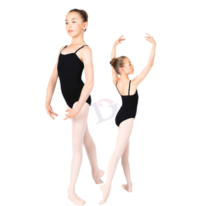C2037 child cami ballet leotards ballet wear dance wear camisole dance leotards