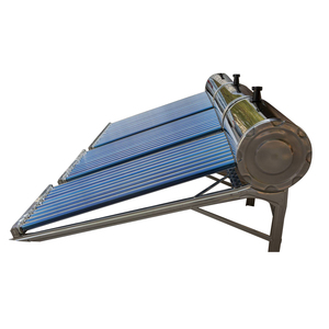 Best choice vacuum tube hot heating system thermosyphon solar evacuated water heater