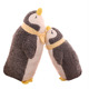 Chinese manufacturers new kids toy trend New Marine animal baby penguin stuffed soft cute pillow doll gifts for kids plush toy