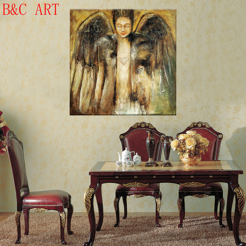 Nude art body painting canvas print women sex picture for home decoration