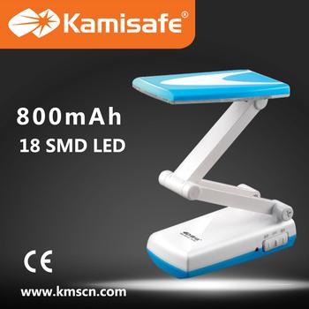kamisafe lovely folding led rechargeable desk lamps acrylic lighted reception desk reception counter design