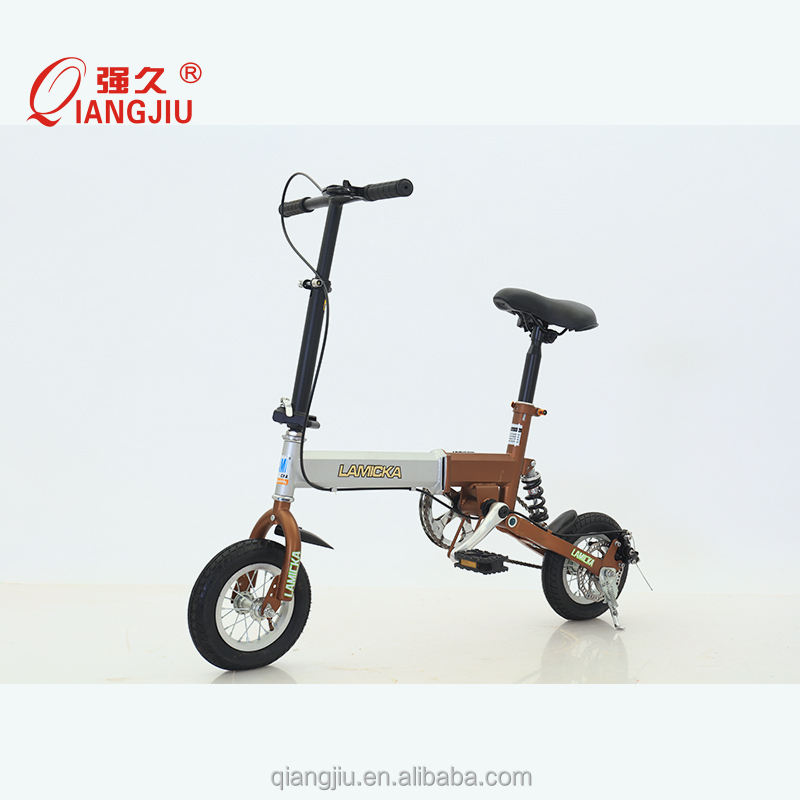 Smart Mini10 pouces vélo pliant avec suspension complète pour les enfants