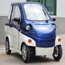 Mobile mini electric car with tool bag