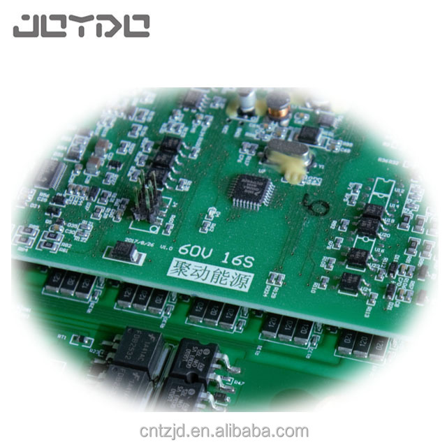 16S battery circuit control board 100A lithium ion battery bms/<strong>pcb</strong>