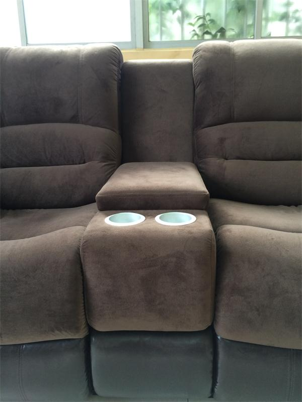 Ashley Leather Sofa Recliner6 Seater Recliner Sofa Set In Purple