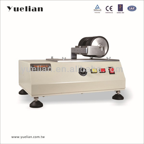 YL-8802D adhesive tape dynamic rolling wheel GB/T4851 tester equipment for peel strength testing from Yuelian