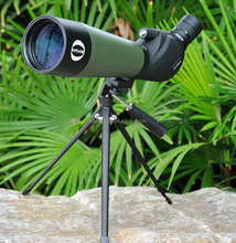 small tripod telescope 20-60x80 spotting scope