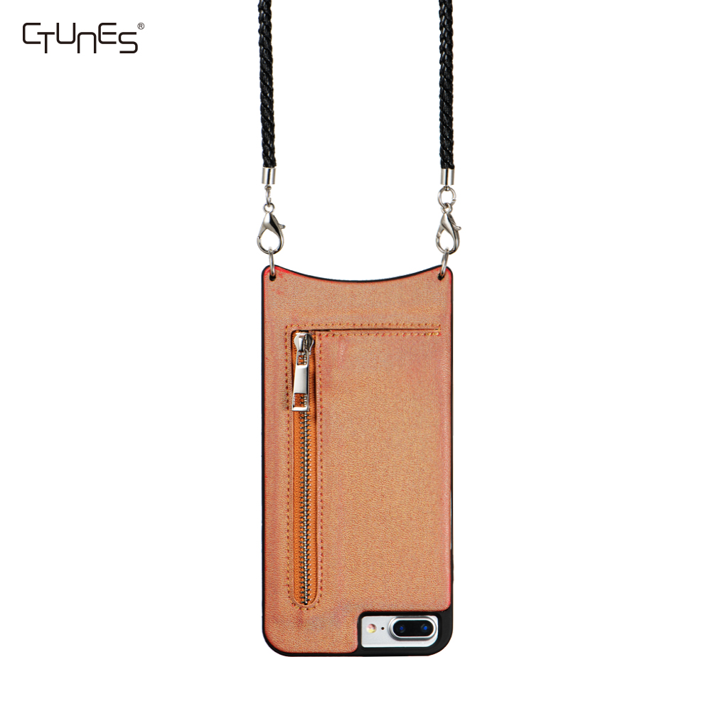 in stock 66db2 3a33c Ctunes Crossbody Strap Leatherwallet Back Cell Phone Cover Case For Apple  Iphone X - Buy For Crossbody Iphone X Phone Case,Crossbody Case,Crossbody  ...