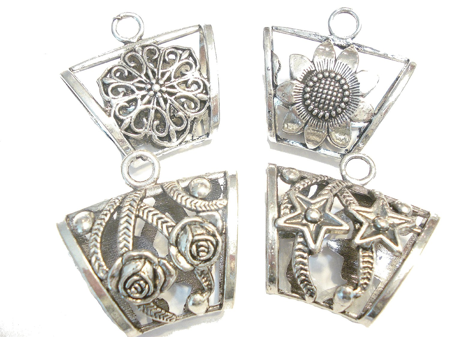 Cheap wholesale scarf bails find wholesale scarf bails deals on get quotations wholesale fashion scarf jewelry alloy scarf bails antique silver hollow out floral tube charm scarf pendant aloadofball Choice Image
