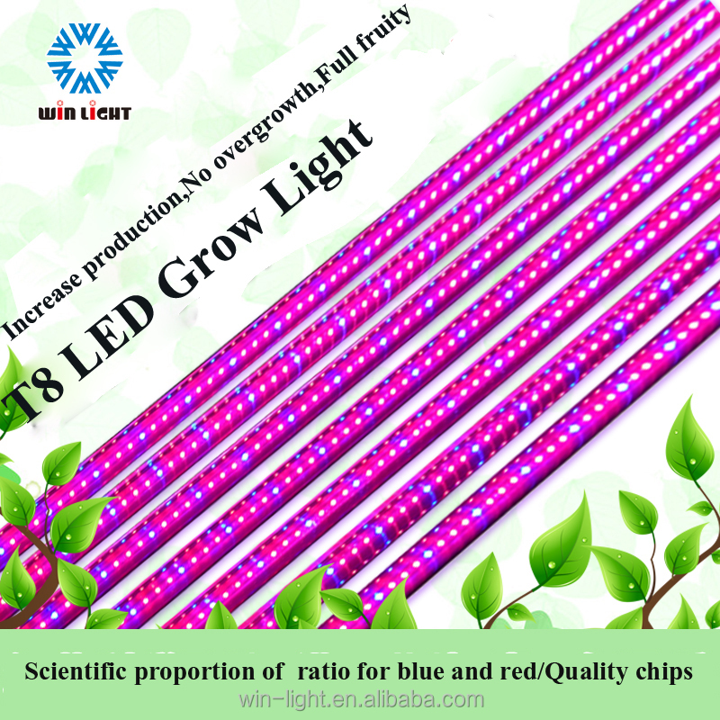 4ft 14 to 16w led grow light, hydroponic systems led grow light, tomato veg and bloom grow lamps led made in china