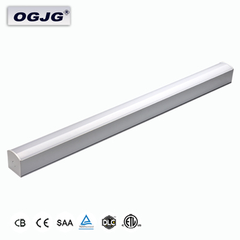 5 years warranty school dorm room 20w 40w 60w 80w Pendant Lighting Commercial Classroom 4ft 5ft 8Ft Suspended Led Linear Light