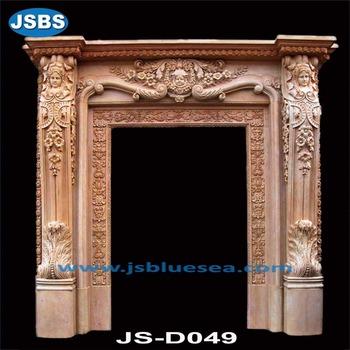 Granite Door Frame Design Stone Door Frames  sc 1 st  Shijiazhuang JS Bluesea Trading Co. Ltd. - Alibaba & Granite Door Frame Design Stone Door Frames View Granite Door ...