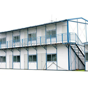 Wholesale high quality uganda easy installation low cost prefabricated house