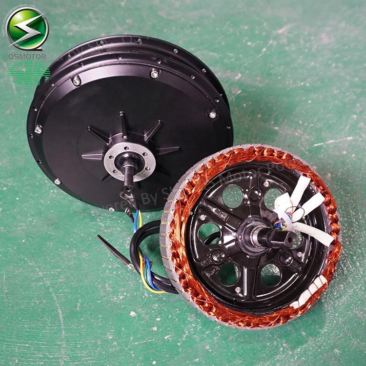 QS MOTOR,0 5-14kW Electric Hub Motor Manufacture China