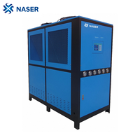 Naser factory injection molding machine blowing machine extruder machine Industrial air cooled water chiller