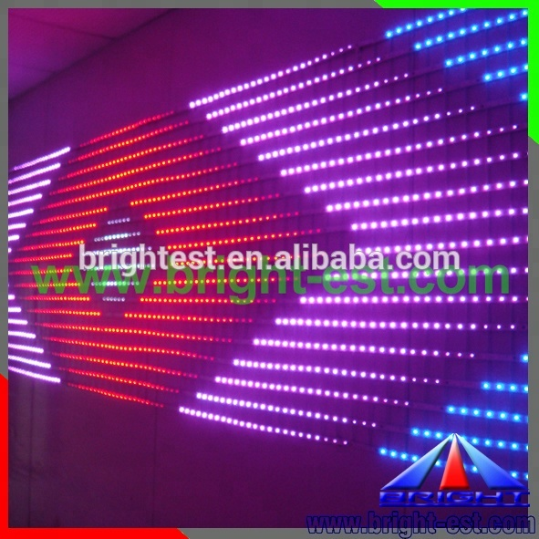 Magic SK6812 RGBW led strip light DMX addressable flexible digital led light strip WS2812B pixel rgb led strip