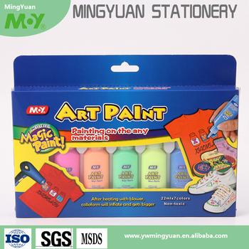 Peinture Dart Bricolage 3d Gonflé Colle à Paillettes Pour Les