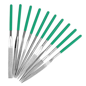 Factory Outlet Oem Service Diamond Jewelry Tools Hand Tool Files Needle Files Set