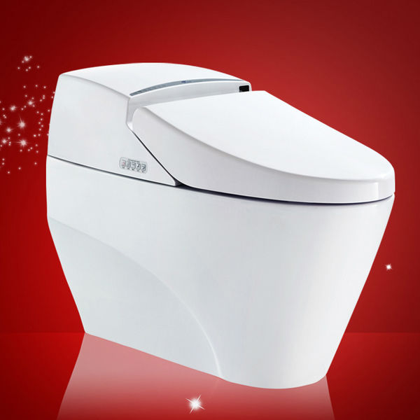 Sanitary Wares Ceramics Bowl s-trap intelligent toilet