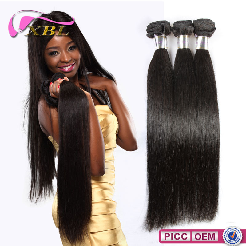 XBL keratin hair wholesale virgin nail hair European U Tip hair