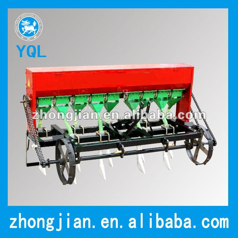Vegetable seeder machine