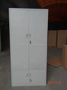 4 Steel Door Used Metal Cabinets Sale,Bedroom Wall Wardrobe