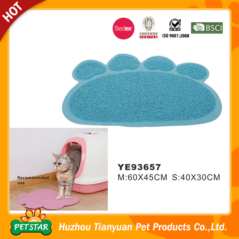 Keep your Pet Feet Water Keep Your House Clean Holding Extra Water Cat Mat