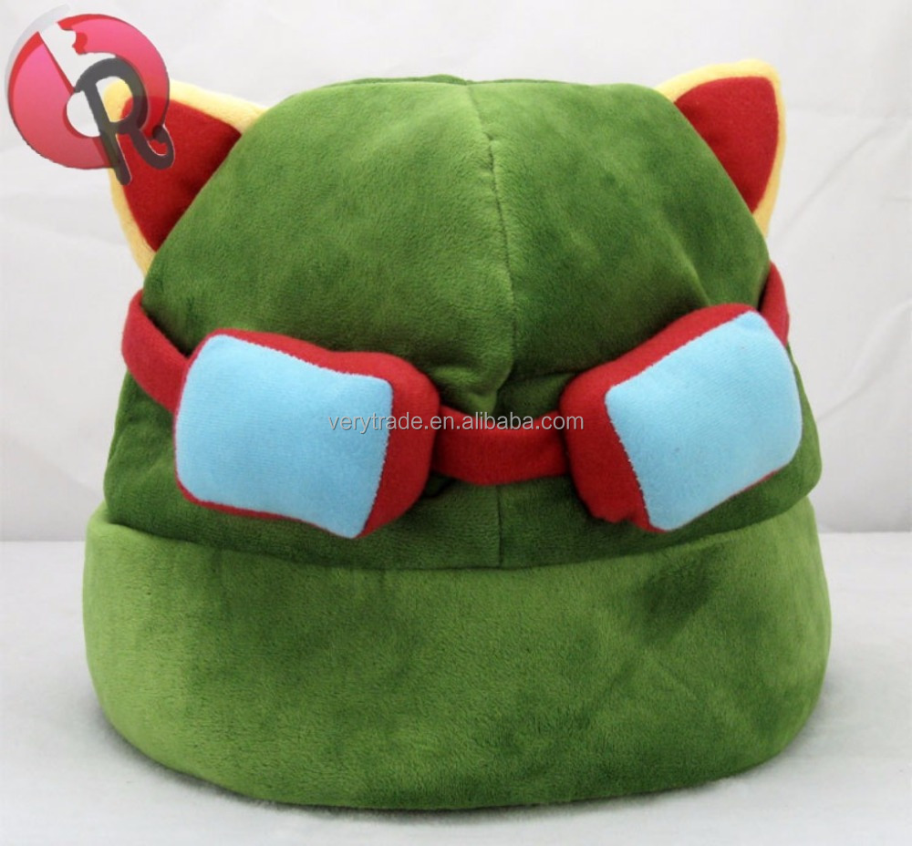 League of Legends Teemo del Cappello Verde
