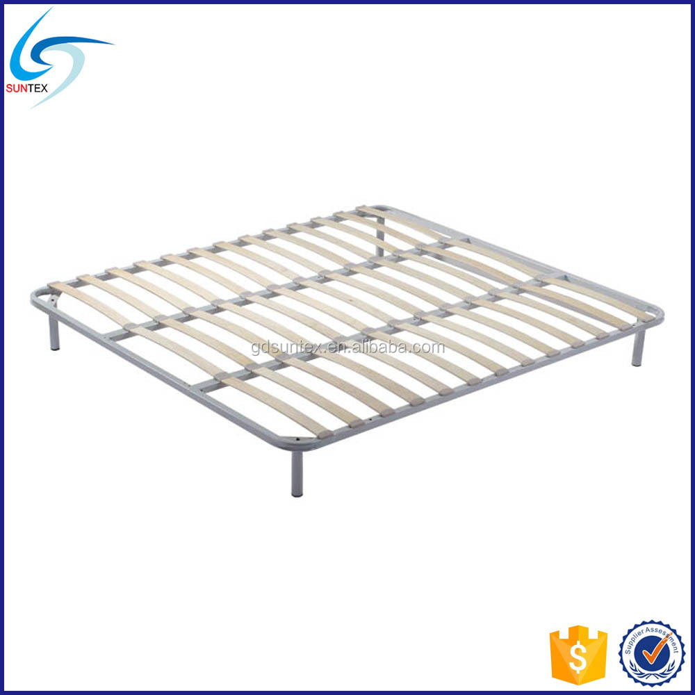 Wholesale price cheap heavy duty metal bed frame