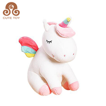 Soffici Carino Kawaii OEM <span class=keywords><strong>Peluche</strong></span> Farcito Giocattolo Unicorno giocattolo della <span class=keywords><strong>peluche</strong></span>