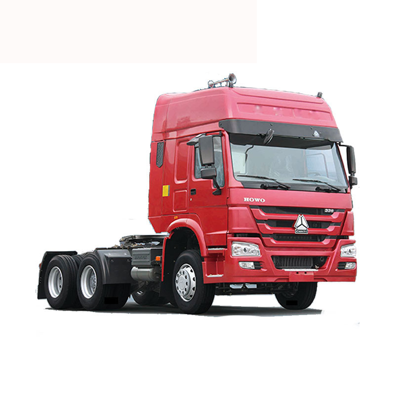 New and low price sinotruck howo 6x4 tractor <strong>truck</strong> low price sale
