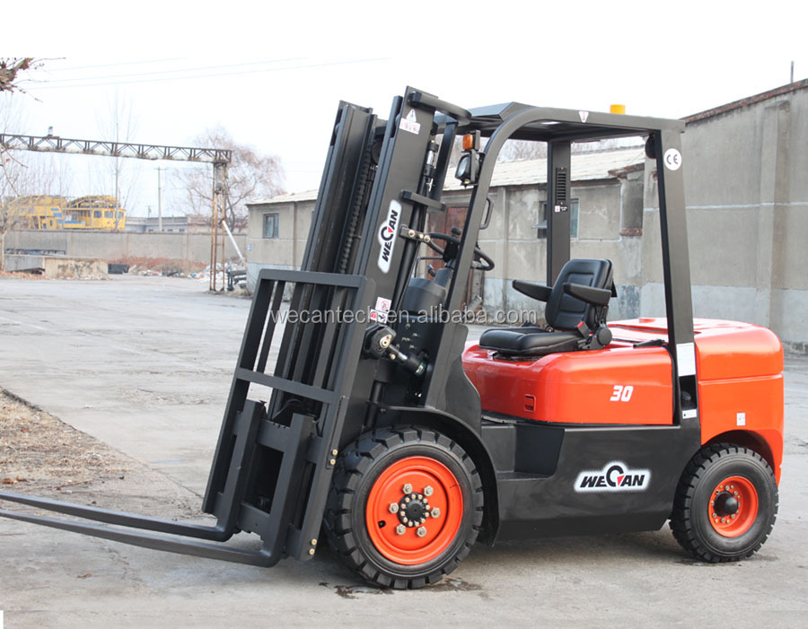 3 ton forklift quality better than heli forklift CPCD30/electric forklift truck