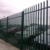 free sample 3.0mm-general purpose security galvanized palisade fence for private housing