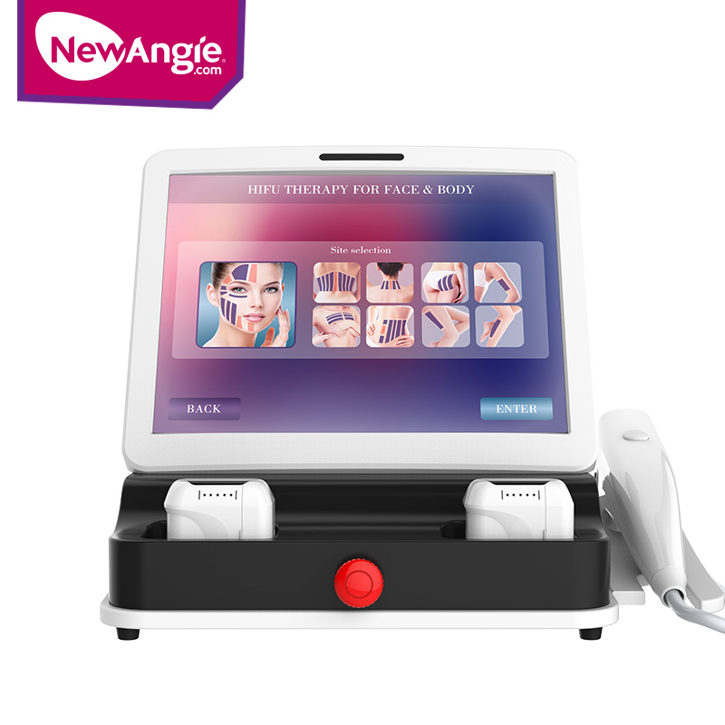 2019 New invention one press max 11 lines 3d hifu body slimming with 7 cartridges фото