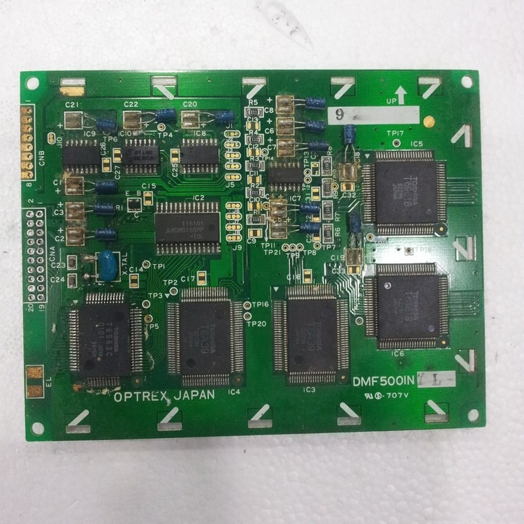 NEW DMF5001NY-LY-ATE OPTREX INDUSTRIAL LCD PANEL 90 days warranty