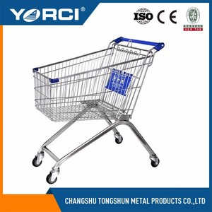 alibaba shop canada style shopping cart trolley