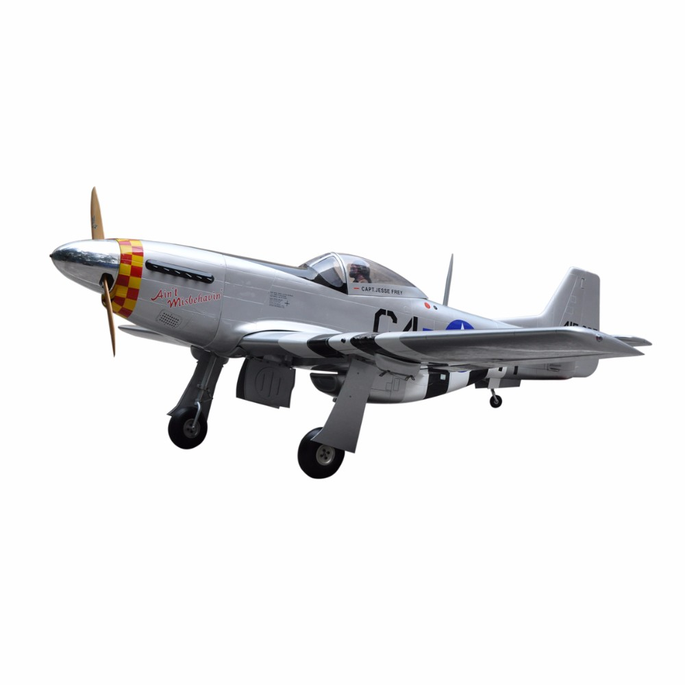 Big Rc Toy Planes P 51 Mustang 96 Quot V2 Gas Powered Rc