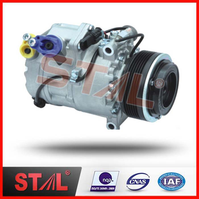 Car DC 7SEU17C PV6 12V Air Conditioning Compressor