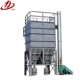 customized flour mill industry pulse jet bag filter dust collector