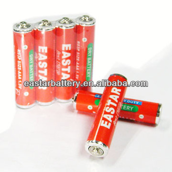 Oem 1.5v R03 Battery Size Aaa Primary & Dry Batteries