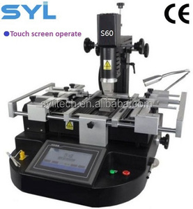 S60 repair mobile phone laptop ps3 xbox360 BGA rework station touch screen better than t862 infrared bga rework station