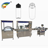 Hot sale 120ml chubby gorilla bottle filling machine,eliquid bottle packaging machine