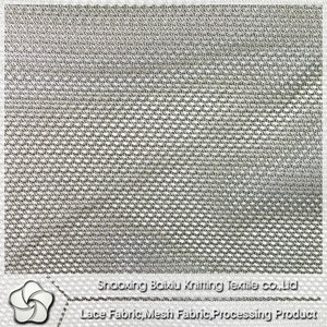 silver coated durable waterproof mesh fabric
