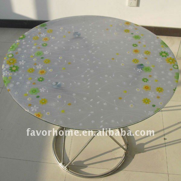 Hot-sale Home Textile Plastic Table Cloths With Elastic