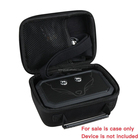 Hard EVA Travel Black Case for DOSS Bluetooth Wireless Portable IPX6 Waterproof Indoor Outdoor Speakers